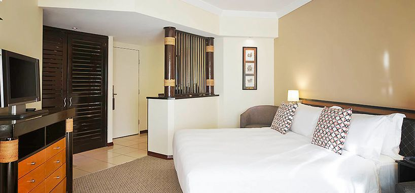 Luxury Room in Fiji