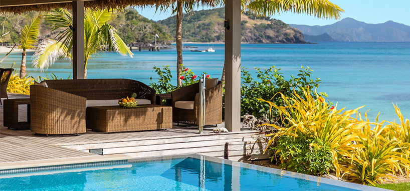 Ultimate Luxury Fiji Vacation Deal Upgrade