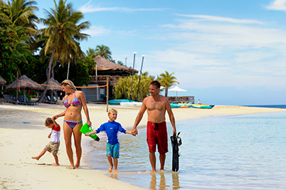 Fiji Destinations for Family Vacations