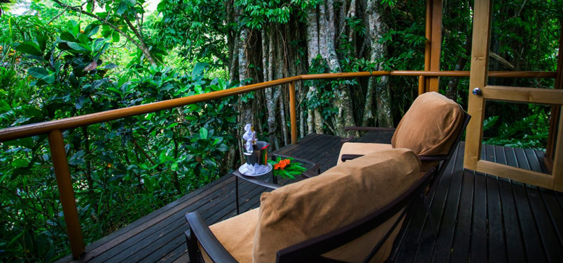 Private Deck All Inclusive Fiji Resort