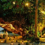 Private Dining Fiji Luxury Resort