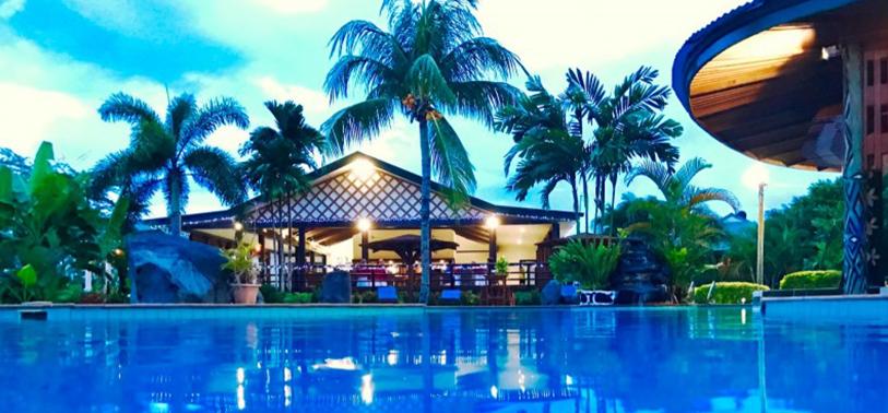 Amoa Samoa Pool