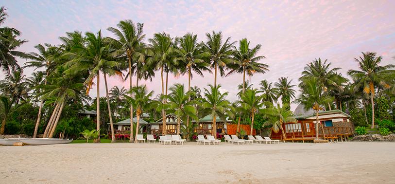 Samoa Beachfront
