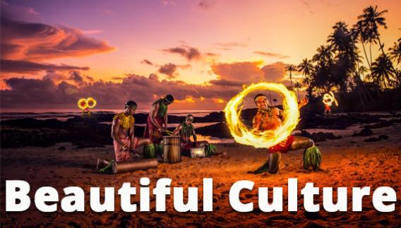 Samoa Vacation Beautiful Culture