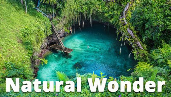 Samoa Vacation Natural Beauty
