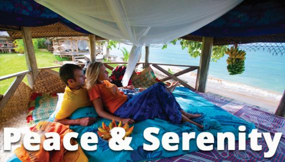 Samoa Vacation Peace and Serenity