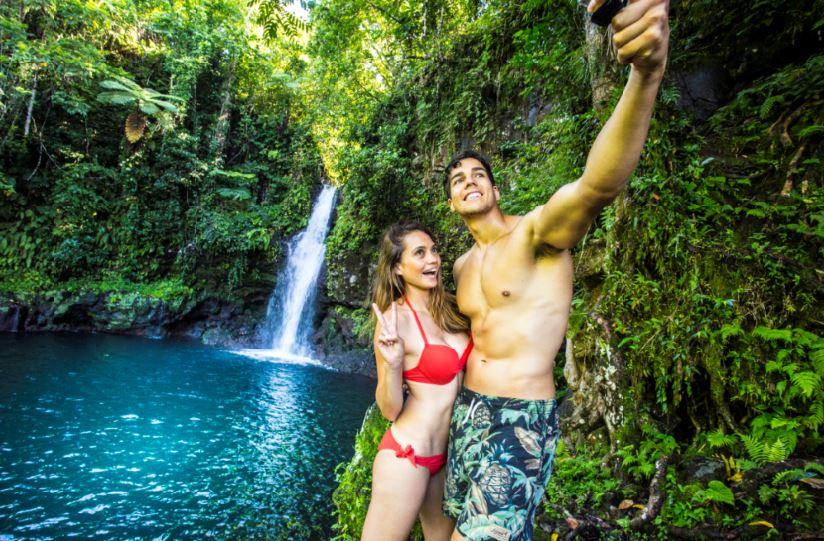 Afu Aau Falls