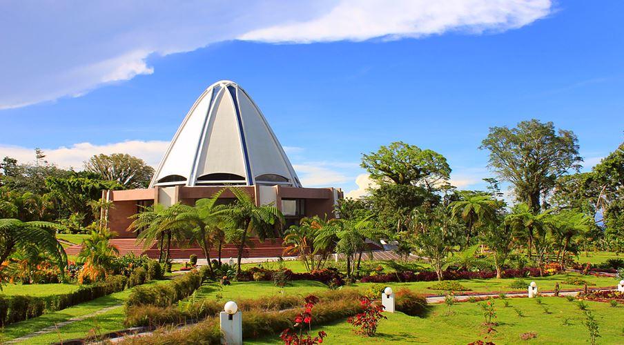 Baha'i House of Worship Upolu Samoa