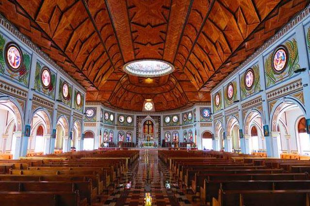 Conception of Mary Cathedral Upolu Samoa