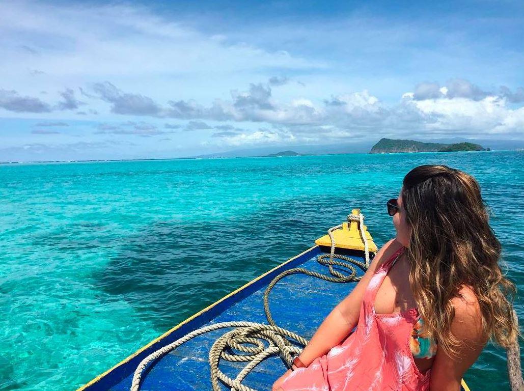Manono Island Upolu Samoa