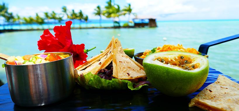 Lunch Le Vasa Resort