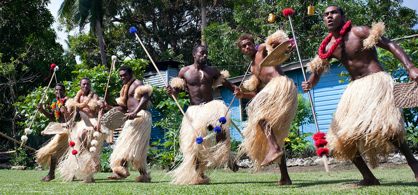 Amazing Fijian Culture