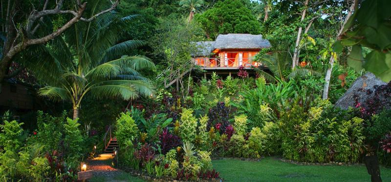 Treehouse Bure Matangi