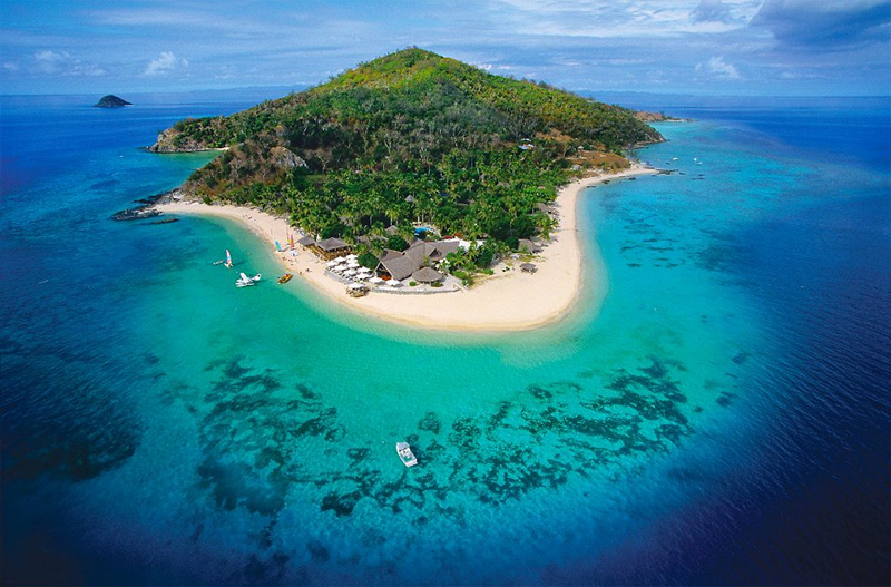 Castaway Island Resort for a Fiji family holiday