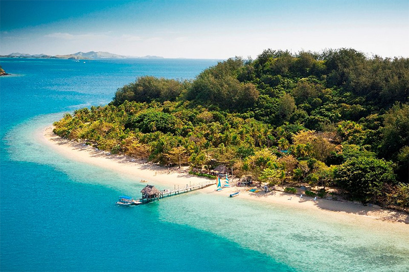 Malolo Island Resort for a Fiji family vacation